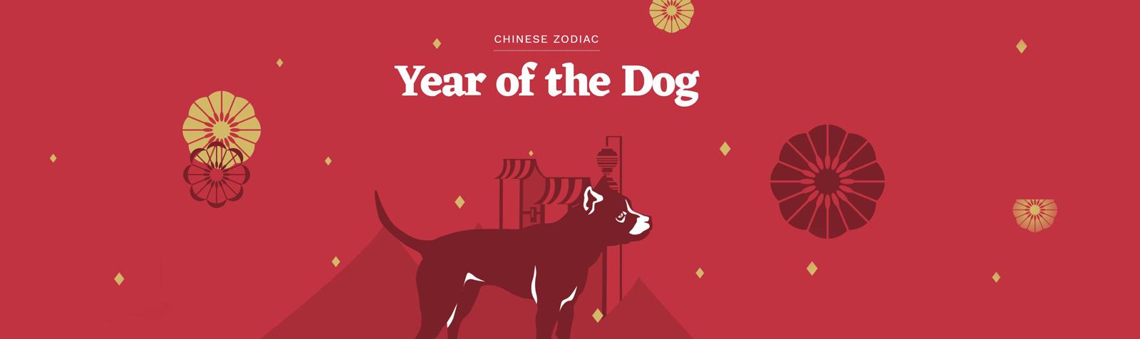 2018 Año del Perro China